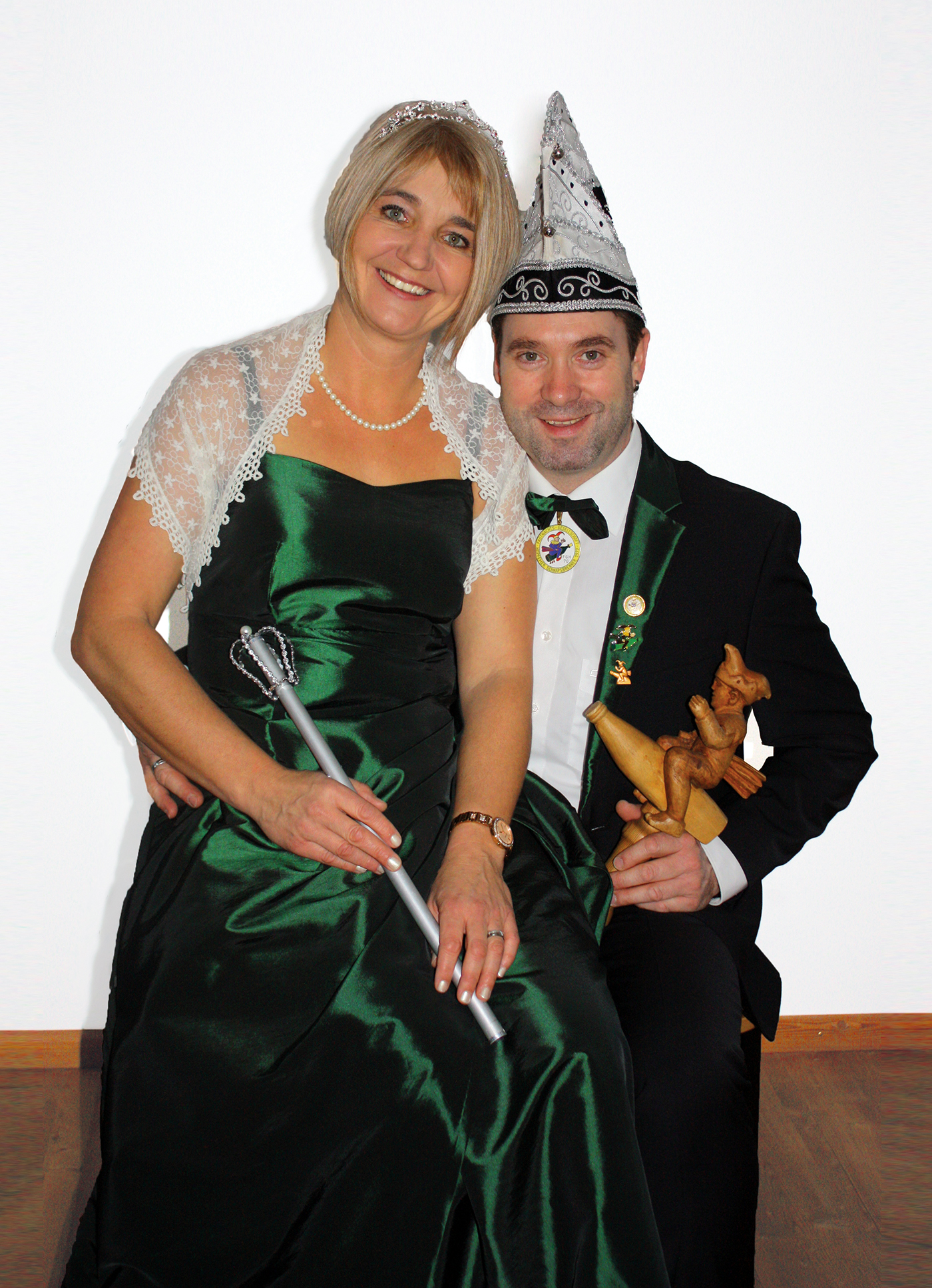 Prinzenpaar karlstadt 2019